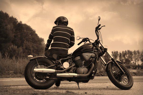 Een motor aanschaffen om te touren!